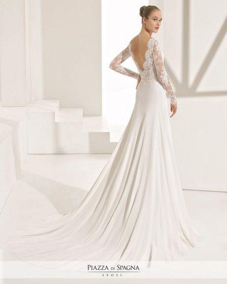 Spanish Fashion Designer Of Wedding Dresses In 2020 Formal Dresses For Weddings Wedding Dress Sizes Silk Crepe Wedding Dress