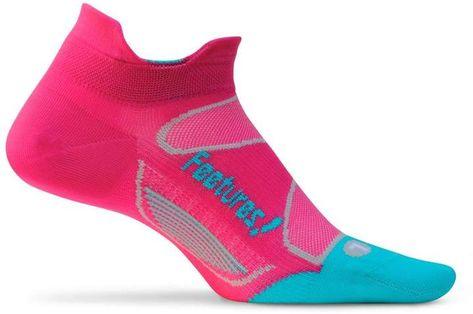 Elite Ultra Light FEETURES Running Socks No Show Tab