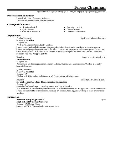 28 sle career goals for resume collegesinpa org News to Go 2