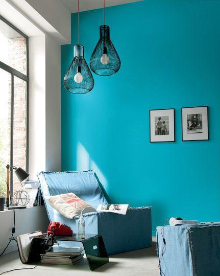 couleur mur Castorama : les nouveautés peinture en 20 photos - CôtéMaison.fr#diaporama#diaporama