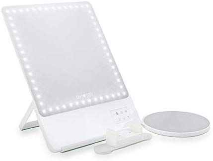 Glamcor Riki Skinny Lighted Mirror Beauty Ad Oprahsfavoritethings Magnification Mirror Makeup Mirror Makeup Vanity