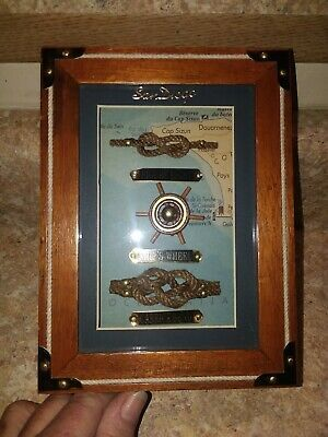 Details About Photo Shadow Box Wood Frame W Glass 40 4x6 Photo Handcrafted Hand Painted In 2020 Picture Frame Designs Shadow Box Display Case Wood Shadow Box