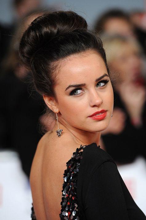 Rising star: Coronation Street actress Georgia May Foote