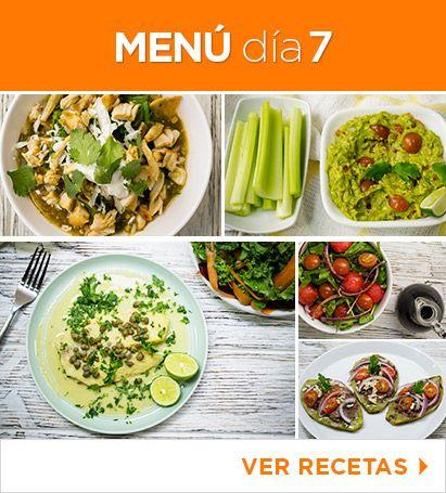 35 Recetas Fáciles Para Bajar De Peso Dieta Saludable Para