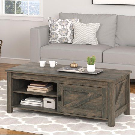 Home In 2020 Coffee Table Farmhouse Coffee Table With Storage