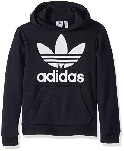 adidas hoodie black and white   Adidas hoodie, Adidas store