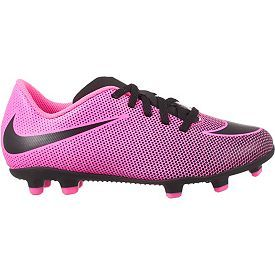 Product Image Pink Soccer Cleats Nike Shoes Girls Kids Soccer Cleats