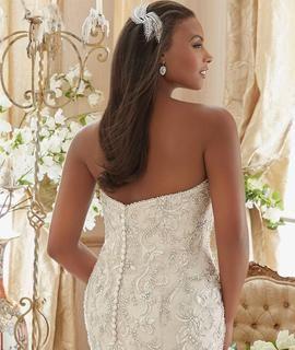 01400b4c97de2 Plus Size Vintage Hand Beaded Mermaid Style Dress    Autumn Collection –  Sunflower Dreams Boutique