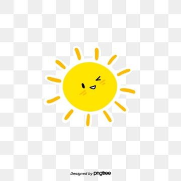 Cartoon Cute Sun Types Of Lettering Sunshine Birthday Theme Cartoon Clouds
