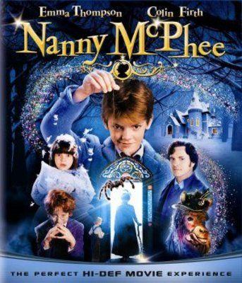 Nanny Mcphee Poster Filmes Engracados Capas De Filmes Os