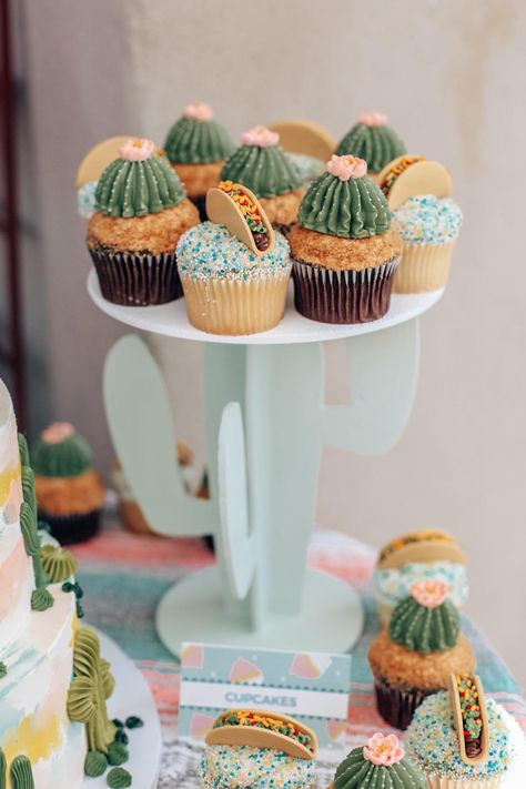 This was nacho average graduation party. Learn more about how I planned my fiesta themed grad party with Taco Bell catering, cactus margs + more. Graduation Cupcakes, Graduation Party Decor, Grad Parties, 21st Birthday Cupcakes, Bachelorette Parties, Graduation Ideas, Graduation Gifts, Birthday Parties, Mexican Birthday