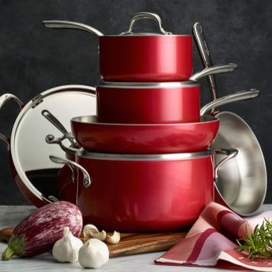 Lagostina Cookware Set Lagostina Pots And Pans Sets