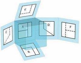 Sistema Americano Y Europeo De Vistas En Dibujo Tecnico Tecnicas De Dibujo Proyecciones Ortogonales Vistas Dibujo Tecnico
