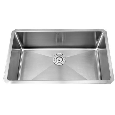 Kraus Stainless Steel Sink Faucet Combinations Offer Great