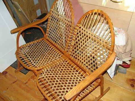 Hard To Find Vt. Tubbs Snowshoe Furniture ~ (Vt. Craigslist) | Northern  Exposure | Pinterest | Northern Exposure