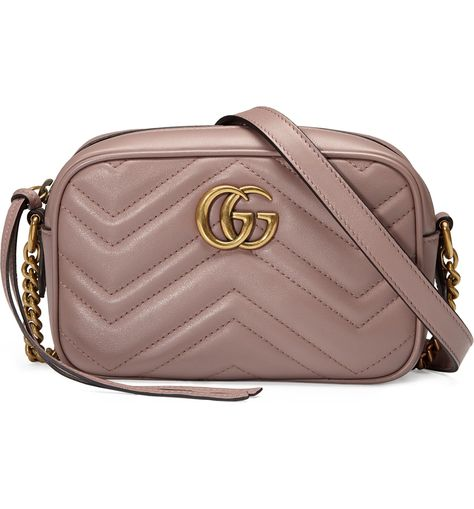 dbe6799c3dbf Gucci GG Marmont 2.0 Matelassé Leather Shoulder Bag | Nordstrom ...