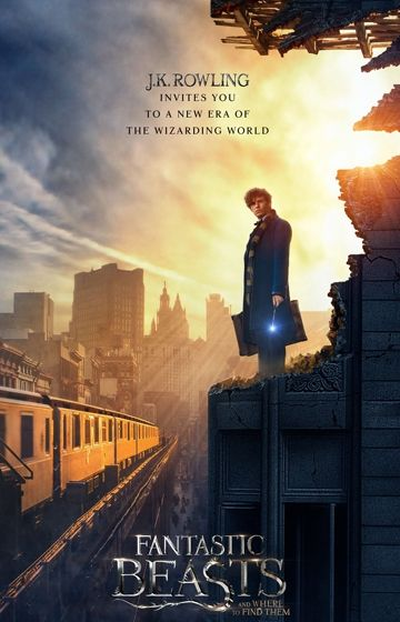 Fantastic Beasts And Where To Find Them Opens In 1926 As Newt
