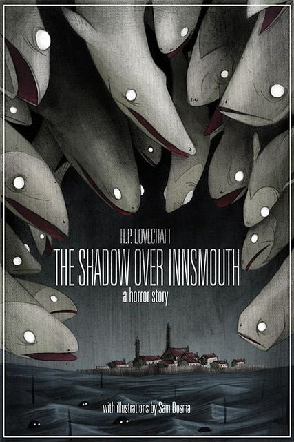 The Shadow Over Innsmouth - Another possibility to examine are other strange little towns that might stand near Collinsport...