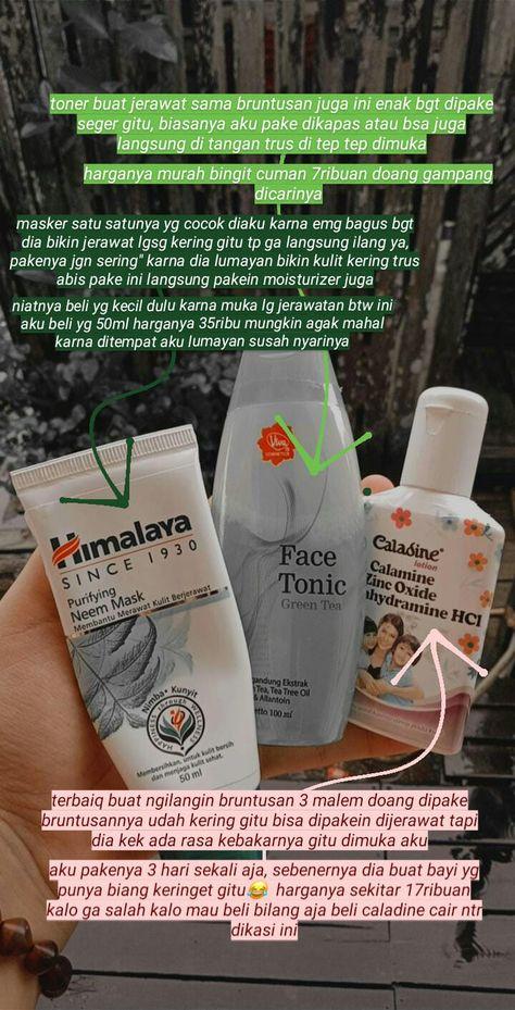 Skin Care Untuk Kulit Berjerawat Murah Dan Untuk Smp