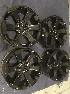Advertisement Ebay 4 Chevrolet Silverado Oem Factory 22 Wheels