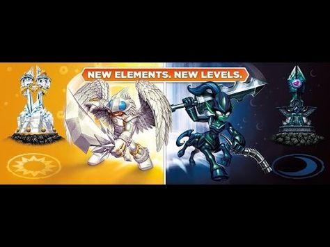 Skylanders Trap Team Light + Dark chatter with Jojopetv #skylanders #videogame #toys #collecting
