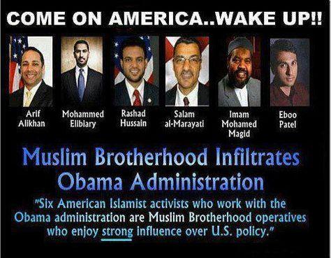 MUSLIM BROTHERHOOD /OBAMA