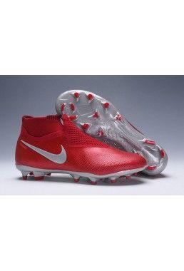 Botas De Futbol Nike Rising Fire Phantom Vision Elite DF FG ...