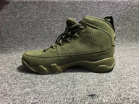 Buy Air Jordan 9 Dark Green
