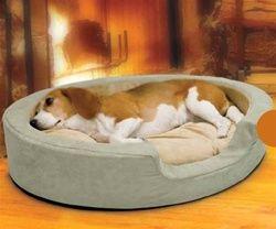 K H All Season Snuggly Sleeper Pet Bed Warm In The Winter Seasons