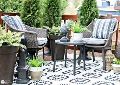 Easy Patio Decorating Ideas Outdoor Decor Patio Decorating