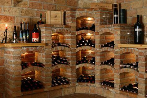 Weinkeller selber bauen  weinkeller bauen - Google-Suche | weinkeller | Pinterest ...