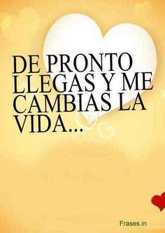Postales De Amor On Pinterest Amor Frases And El Amor