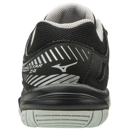 best quality good look out for Mizuno Junior Lightning Star Z4 - Black Modeled after the Wave ...