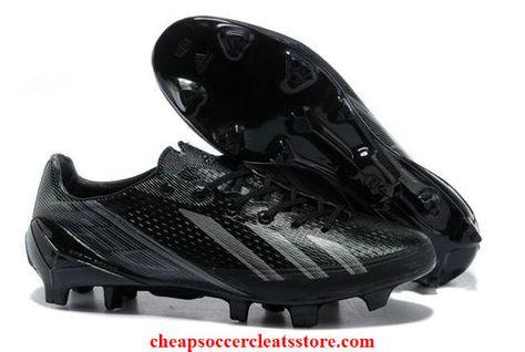 1034626f7 Adidas F50 adizero Messi TRX FG SYN Running Blackout Soccer Cleats ...