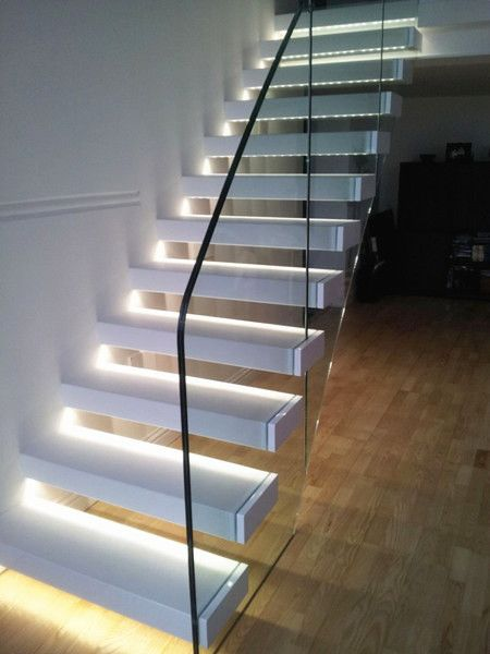 Floating Staircase Floating Stairs Demax Arch Staircase Design