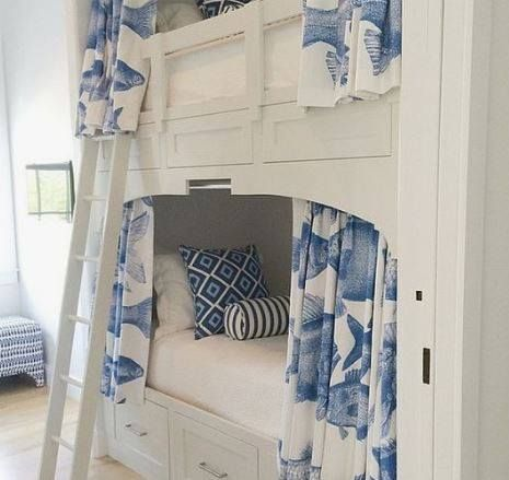 Bunk Bed Curtains Beds, Loft Bed Curtains Boy