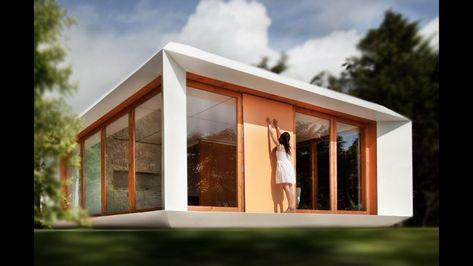 Mima House A Modern Flexible Prefab Mima Architects Amazing Small H Tiny House Swoon Small House Design Tiny House