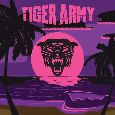 Tiger Armys New EP DARK PARADISE Available Now