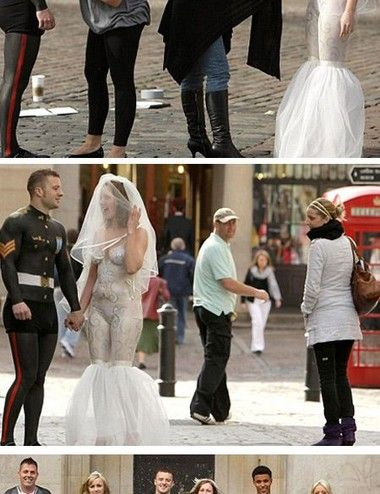 Worst wedding dresses of all time - You and Your Wedding