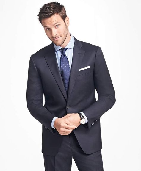 83947717989d Regent Fit Stretch Wool Two-Button 1818 Suit