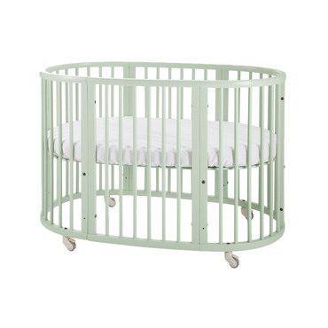 Stokke Sleepi Bed Mint Green Cribs Crib Bedding White Bedding