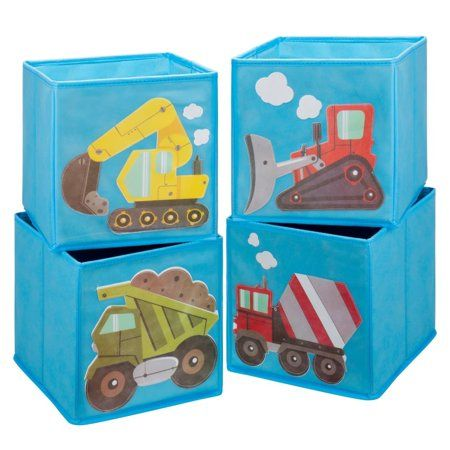 Home In 2020 With Images Fabric Storage Cubes Cube Storage Bins Kids Storage Bins