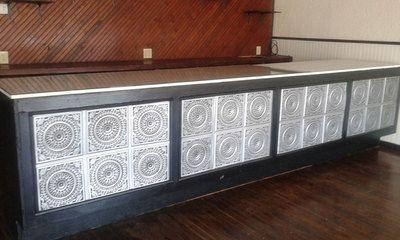 Grandma S Doilies Quartet Faux Tin Ceiling Tile Glue Up 24 In X 24 In 117 Faux Tin Ceiling Faux Tin Ceiling Tiles Metal Ceiling Tiles