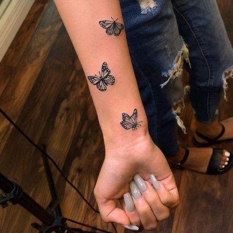 Mini Tattoos, Wörter Tattoos, Dainty Tattoos, Pretty Tattoos, Sleeve Tattoos, Tatoos, Cute Hand Tattoos, Delicate Feminine Tattoos, Feminine Tattoo Sleeves