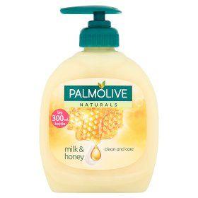 Palmolive Milk Honey Liquid Handwash Asda Groceries Online