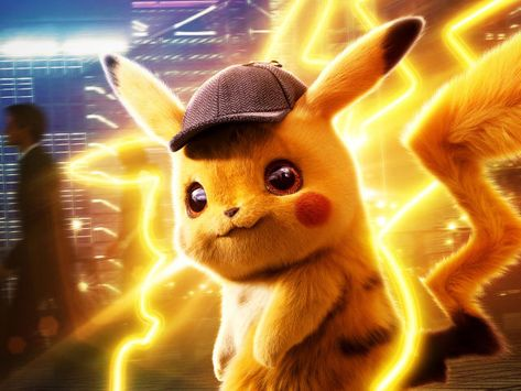 Pokémon Detective Pikachu 4K Wallpaper, HD Movies 4K Wallpapers, Images, Photos and Background