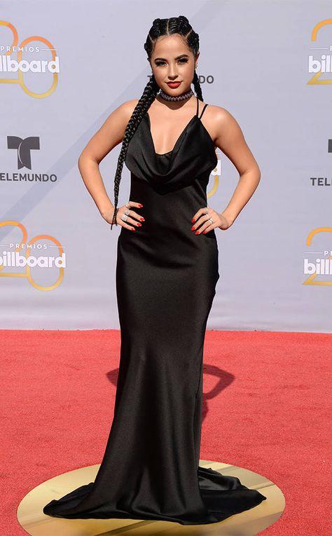 Becky G: Billboard Latin Music Awards 2018 Red Carpet Fashion