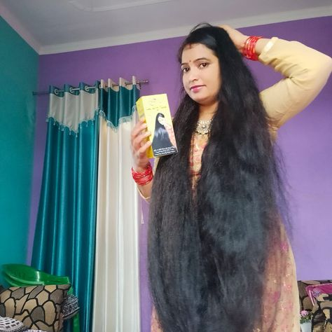 Use Zafran Hair Growth Therapy For Amazing Long And Healty Hair