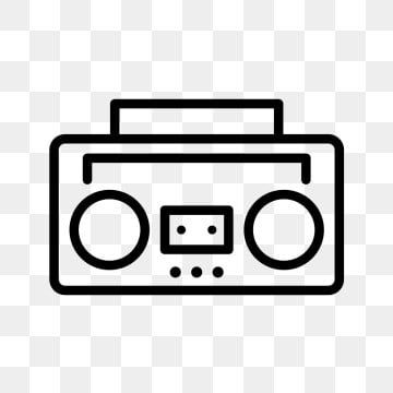 Vector Audio Tape Icon Audio Icons Audio Tape Png And Vector With Transparent Background For Free Download Audio Tape Audio Icon