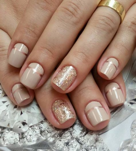 Give life to your nude nails by adding white polish on the tips with flower details on them. Nude Nail polish: Always trending Owing to the fast changing trend of nail art, you might find… Continue Reading →